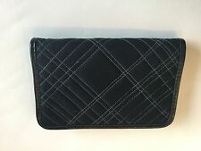 Thirty One 31 Timeless Wallet Quilted Plaid~ NEW ~ FREE SHIPPING!