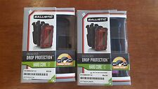 Geniune Ballistic Hard Core Case,  iPhone 5  w/Holster Belt Clip & Kickstand