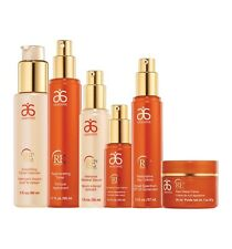 Arbonne RE9 Advanced Anti Aging Skin Care Full Size 6 piece Set NIB