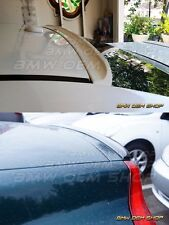 2000-2009 COMBO PAINTED VOLVO S60 K-STYLE ROOF SPOILER WING+TRUNK SPOILER