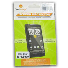 For LG LS970 Optimus G Clear LCD  Screen Protector Guard Shield Film