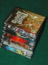 Lot of 7 PlayStation 2 PS2 Games - Great Lot of Games