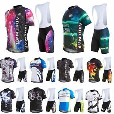 Cycling Bike Bicycle Clothing Short Sleeve Jersey Shirt & Bib Shorts Pants Set