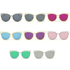 Women Retro Vintage Shades Eyewear Fashion Frame Cat Eye Sunglasses NEW Sunglass