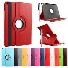 Smart Leather 360 Degree Rotating Smart Stand Case Cover For iPad -2-3-4 Tablets