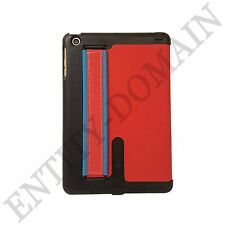 Ultra Thin Smart Flip Magnetic Stand Transparent Back Case Apple iPad Mini 2 / 3