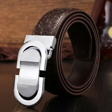 Fashion Men Genuine Leather Belt Designer Belts For Men Casual Dress Waist Strap