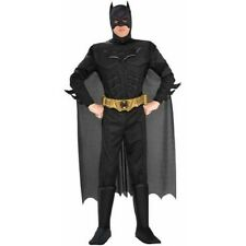 Batman The Dark Knight Rises Muscle Chest Deluxe Men's Adult Halloween Costume