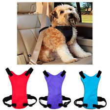 Adjustable Safety Restraint Lead Dog Pet Cat Puppy Seat Belt Car Collar Harness