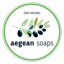 Aegean Soaps Natural Handmade Homemade Organic Olive Oil Soap Turkey Turkish