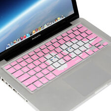 "MacBook Pro Laptop Silicone KeyBoard Protector Cover Skin For 13"" 15"" 17"" Cat"