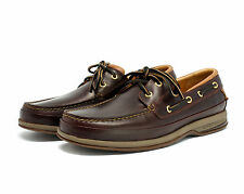 SPERRY TOP-SIDER GOLD CUP ASV BOAT SHOE AMARETTO STYLE 0579052