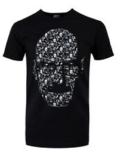 Breaking Bad Heisenberg Cut-Out Men's Black T-shirt
