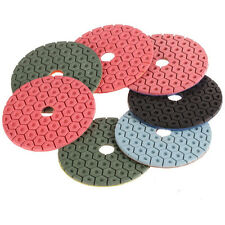 "Premium Grade Wet 4""(100mm) Diamond Polishing Pads Set  -choose the sets"