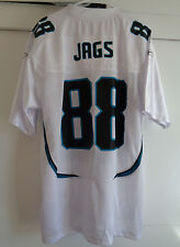JACKSONVILLE JAGUARS Replica JAGS Reebok #88 On Field NFL Football Jersey LARGE