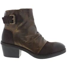 Fly London Dape 897 Chocolat Womens Boots