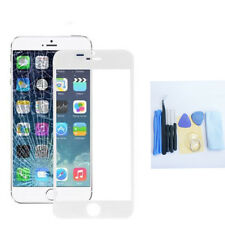 Front LCD Outer Screen Glass Lens Replacement +Tools Set For Apple iPhone6/6Plus