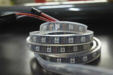 5M 150 300Led WS2812B WS2811 RGB Strip 30LED 60LED/M Individual Addressable 5V