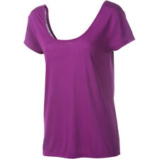 New Volcom Women's Stone Splice Tees BNWT  100% Authentic
