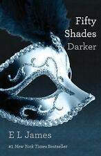 The Fifty Shades Trilogy Fifty Shades Darker Bk. 2 by E. L. James Paperback