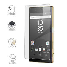 Premium Clear Real Tempered Glass Screen Protector Film For Sony Xperia Series