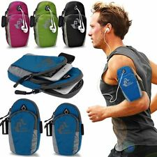 Sports Cycling Running Yoga Gym Armband Arm Band Bag Case Pouch Phone Holder