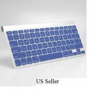 Rubber Silicone Cover Skin protector for Apple Wireless IMAC Bluetooth Keyboard