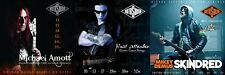 ROTOSOUND SIGNATURE ELECTRIC GUITAR STRINGS Allender Amott Demus gauges string