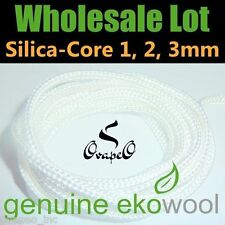 Wholesale LOT GENUINE EKOWOOL Silica-Core 3mm 100 Meters 328ft Distributor