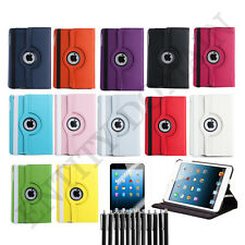 360 Degree Rotating Leather Stand Case Cover For Apple iPad Air2- 2nd Generation