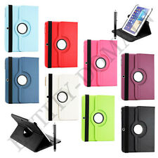 New 360 Rotating Leather Case For Samsung Galaxy Tab 3 10.1 Inch P5200