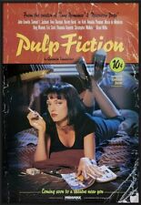 PULP FICTION - FRAMED MOVIE POSTER / PRINT (REGULAR - MIA WALLACE ON BED)