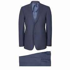 "Paul Smith London ""The Byard"" Navy Blue Suit Made In Italy RRP £745"