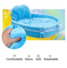 Luxury Very Soft Princess Cute Cozy warm Lace Pet Bed house For Dog Puppy Cat