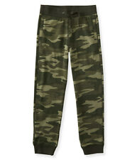aeropostale kids ps boys' camo jogger sweatpants avalon
