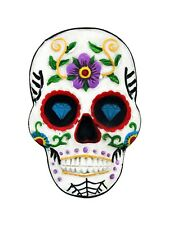 Day Of The Dead Sugar Skull / Fridge Magnet & Bottle Opener 5.5x8cm
