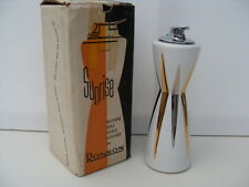Vintage Mid Century Ronson Sunrise Table Lighter Varaflame Collectible Lighter
