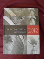 Canada 2012 Stamp Yearbook Collection 55$ Mint P Titanic Olympic NO STAMPS