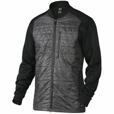 Oakley Golf 2016 O Hydrolix™ Rebellious Insulated Quilted Mens Windproof Jacket