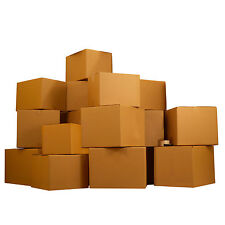 Moving Boxes 3 Room Economy Kit 40 Boxes & Packing Supplies.
