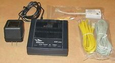 Embarq EQ-660R DSL ADSL Router Modem Kit Filter Ethernet Cable Power Supply