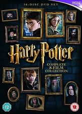 Harry Potter - Complete 8-Film Collection (2016 Edition) DVDS NEW AND SEALED )