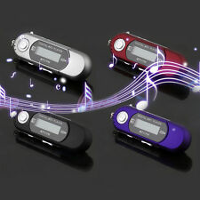 8GB USB 2.0 Flash Drive LCD MP3 Music Player With FM Radio Voice Recorder Lot BE