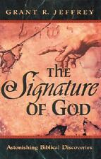 The Signature of God /Bible codes by Grant R. Jeffrey - Softcover
