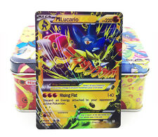 NEW 41 Pokemon Cards Bulk Lot - ONE EX  WITH IRON BOX
