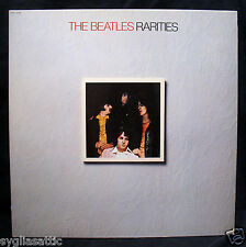 THE BEATLES: RARITIES-A Great Album-CAPITOL #SHAL 12060-Gatefold Butcher Cover