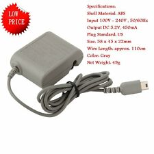 New Wall Home Travel Charger AC Power Adapter Cord For Nintendo DS Lite NDSL BA