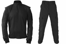 Propper TAC U Combat Shirt & TAC U Trousers in Black or Olive (size 2XLR - 4XLR)