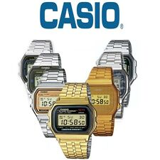 Casio Unisex Classic Digital Vintage Retro LCD WR Chronograph Alarm LED Watch