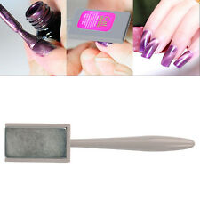 Magnetic Magnet Rod Stick Board Nail Art For 3D Magnetic Cat Eyes Nail Polish